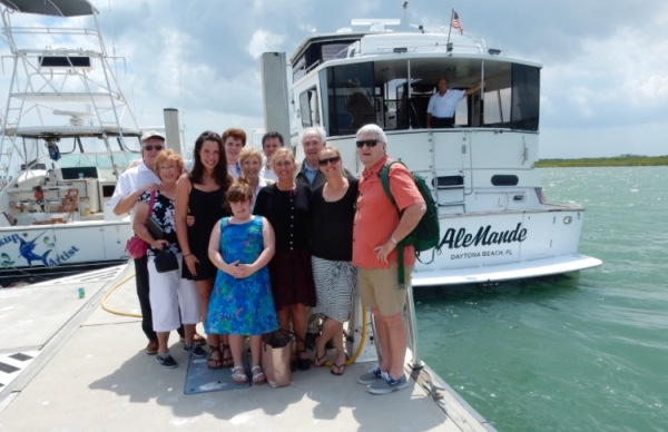 "DAS Family ""Attended"" Memorial Cruise"