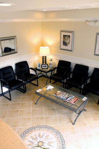MDC Guilford Reception Area