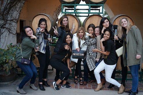 Bachelorette Party Santa Barbara Wine Tour