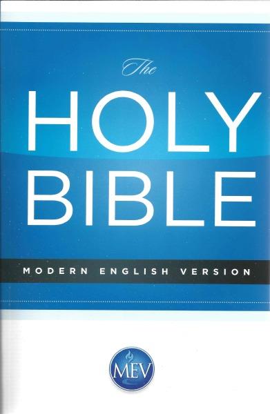 Modern English Version