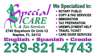 Special Care & Tax Service