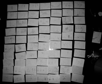 storyboard time