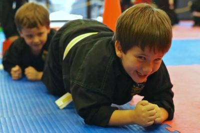 MAT GATORS (4-6 year olds)