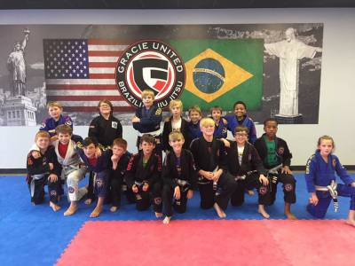 Youth Brazilian Jiu Jitsu
