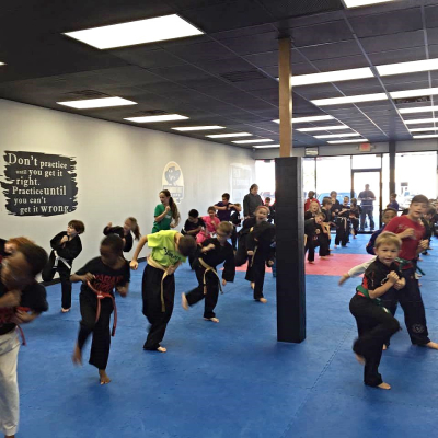 Youth Karate (7-12 year olds)