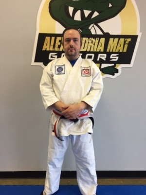 Renshi David Jones - Assistant Instructor