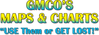 GMCO Maps and Charts logo