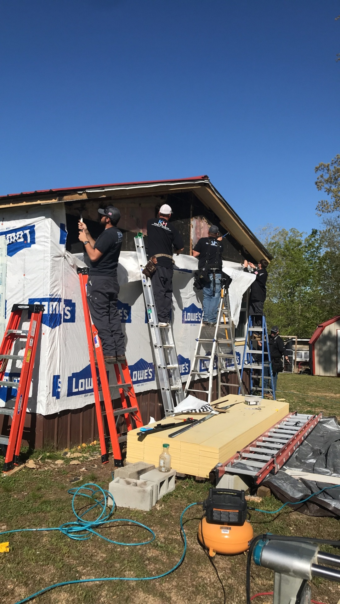 Siding and Roof Repair