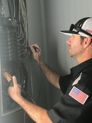 Kirkpatrick Homes - Electrical services