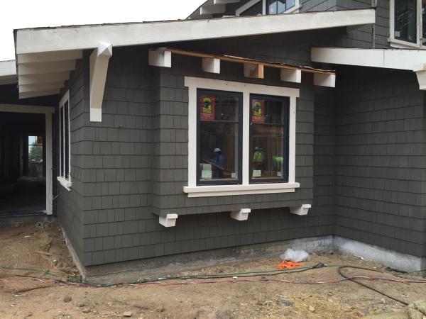 Kirkpatrick Homes - home construction site