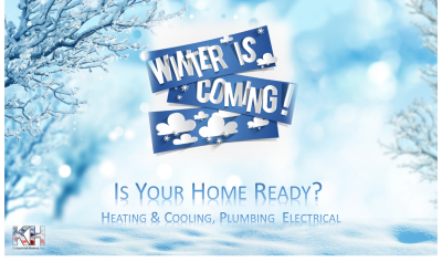 Winter is Coming, is Your Home Ready?