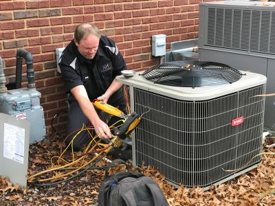 Kirkpatrick Homes - heating and cooling services
