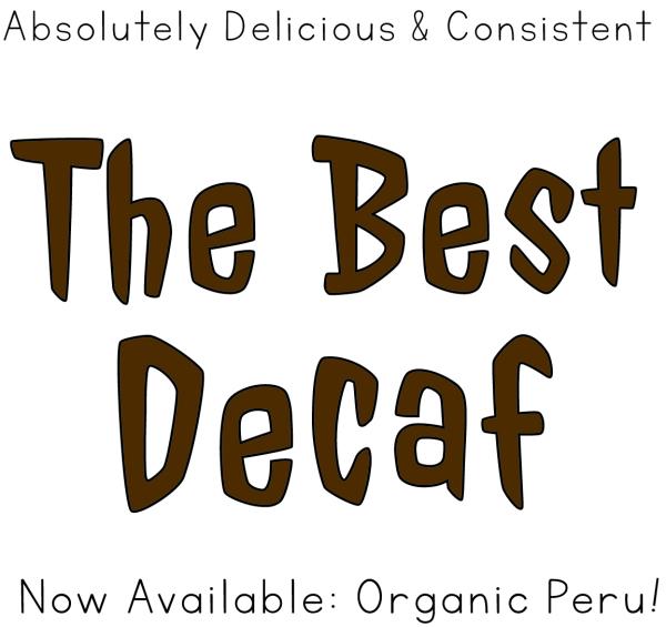 Canada's Best Decaf Coffee