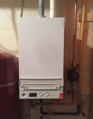 Viessmann Boiler backup to Waterfurnace heat pump