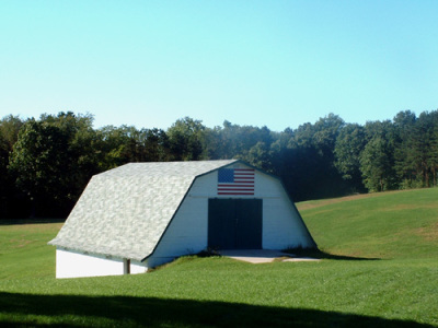 6 Stall Horse Barn