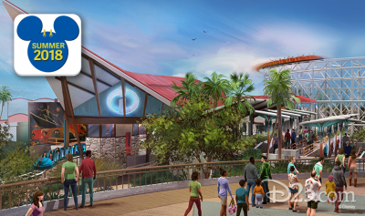 Changes coming to Disneyland Summer of 2018