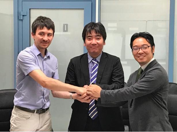 ロシアのカザン大学およびヒューマンリソシア社と、日本語教育・IT分野での来日就業支援を協力