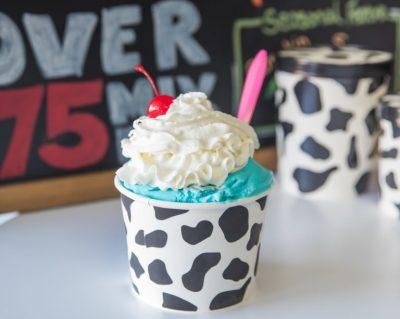 Udderly Delicious Ice Cream