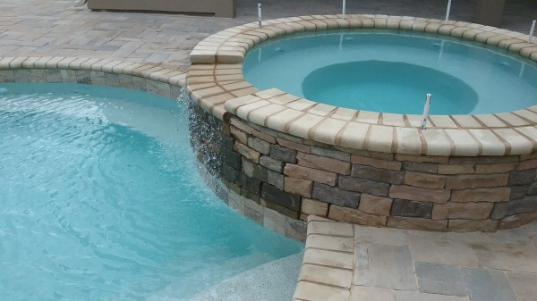 Pavers and stonework