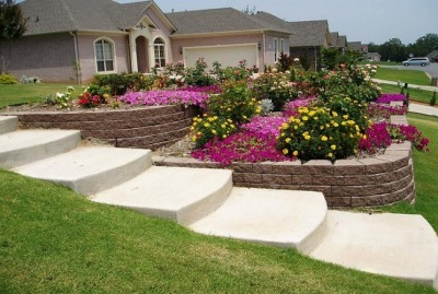 Stone Work & Concrete