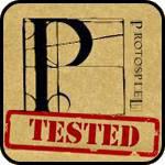 Protospiel Badge