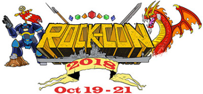 Newsletter #30 - Rock-Con 2018 & Web App