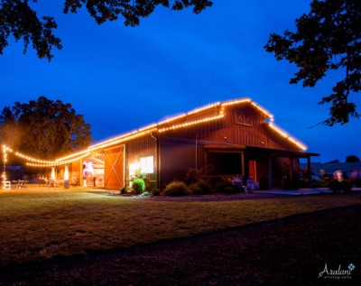 Rustic Barn for Events in Canby, OR