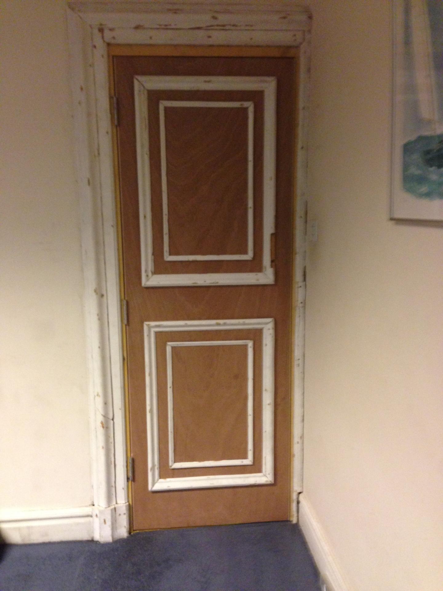 hanging fire doors