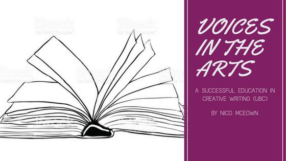 A Successful Education In Creative Writing (UBC)