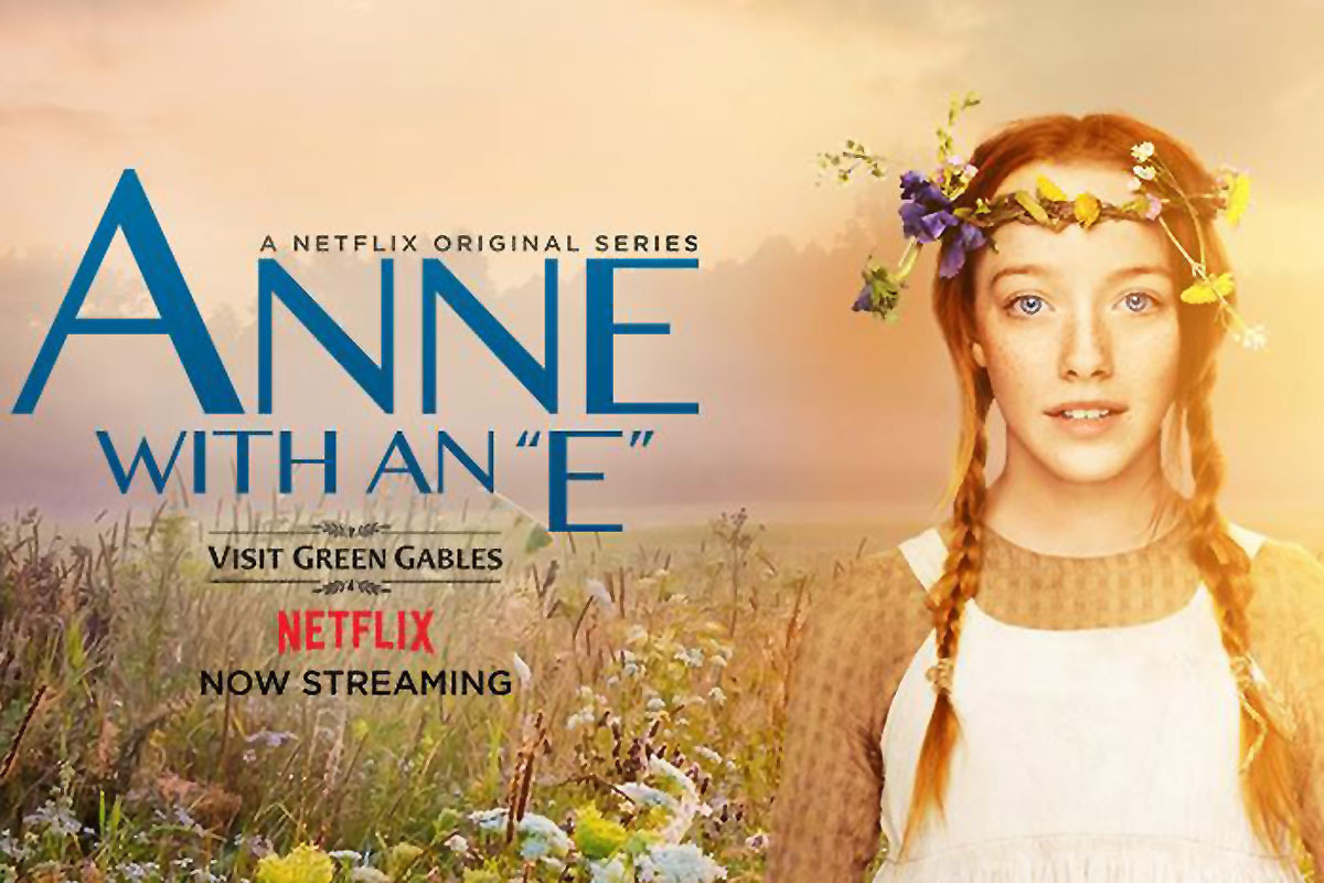 REVIEW: Anne with an E