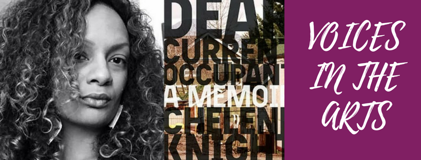 Read Local Authors: Dear Current Occupant by Chelene Knight