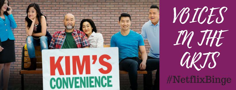 #NetflixBinge : Kim's Convenience