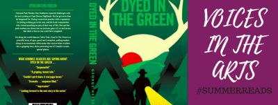Read Local Authors: Dyed In the Green by George Mercer