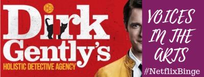 #NetflixBinge: Dirk Gently's Holistic Detective Agency