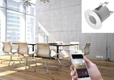 Партнерство Casambi с Danlers с подключением Bluetooth датчиков дневного света
