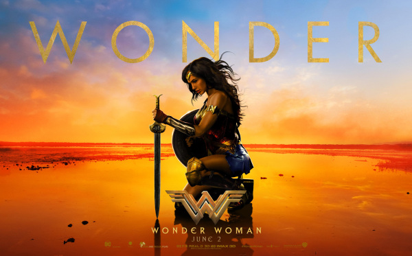 Wonder Woman: UnApologetically Woman