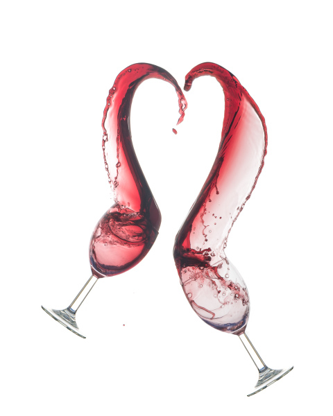 Wine Splash with Love