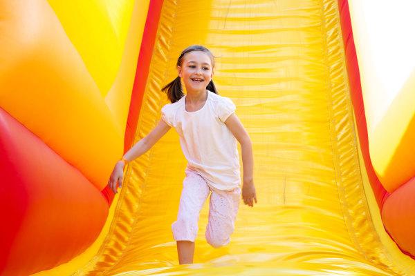 Big Bounce Girl Runner