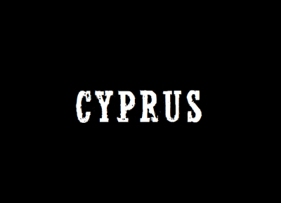 Cyprus- A Thought of Fear