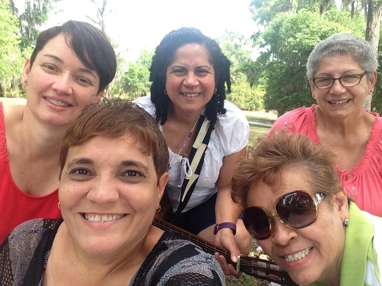Mujeres líderes de la iglesia
