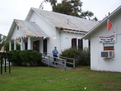 Templo en Center Hill