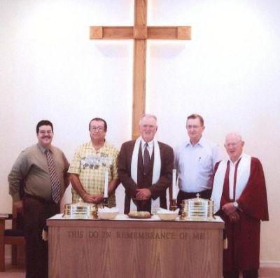 """Comenzamos en """"Community Congregational"""""""