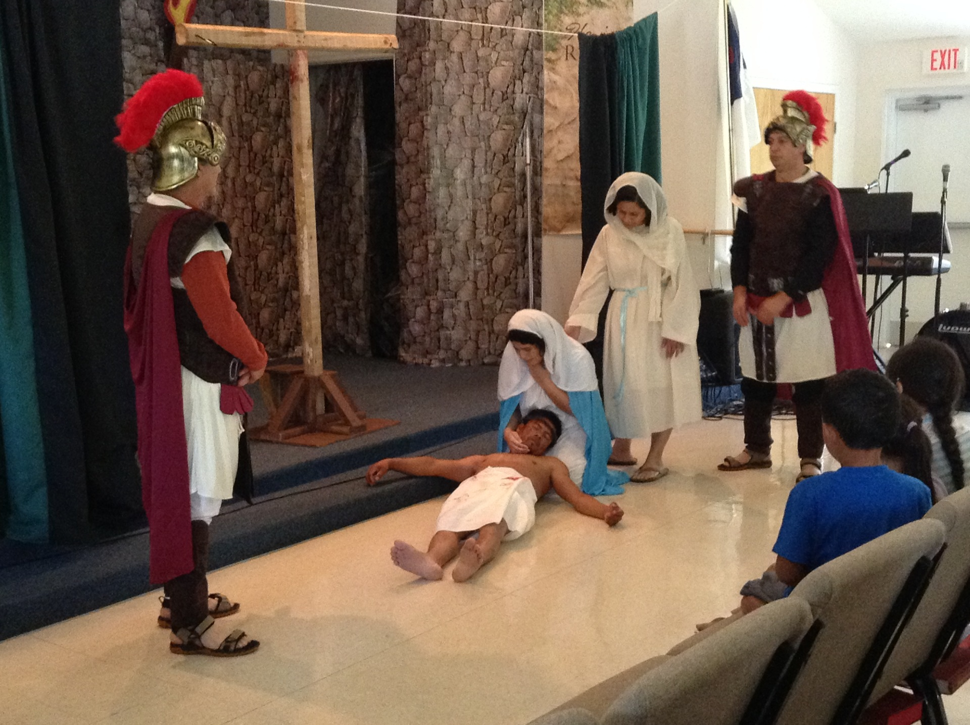 Drama de Semana Santa