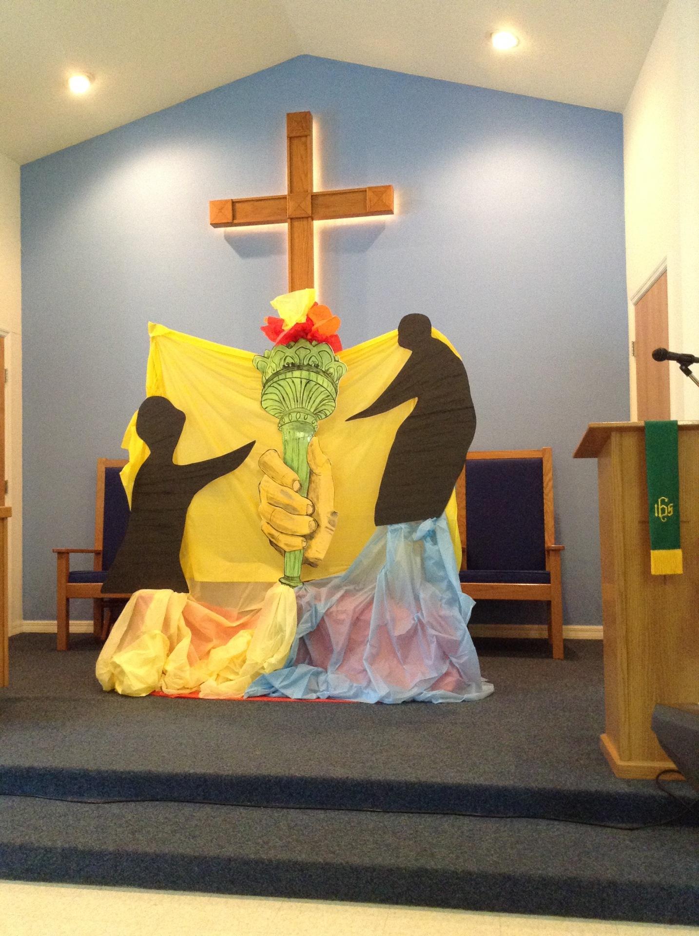 Décimo Aniversario de la Iglesia