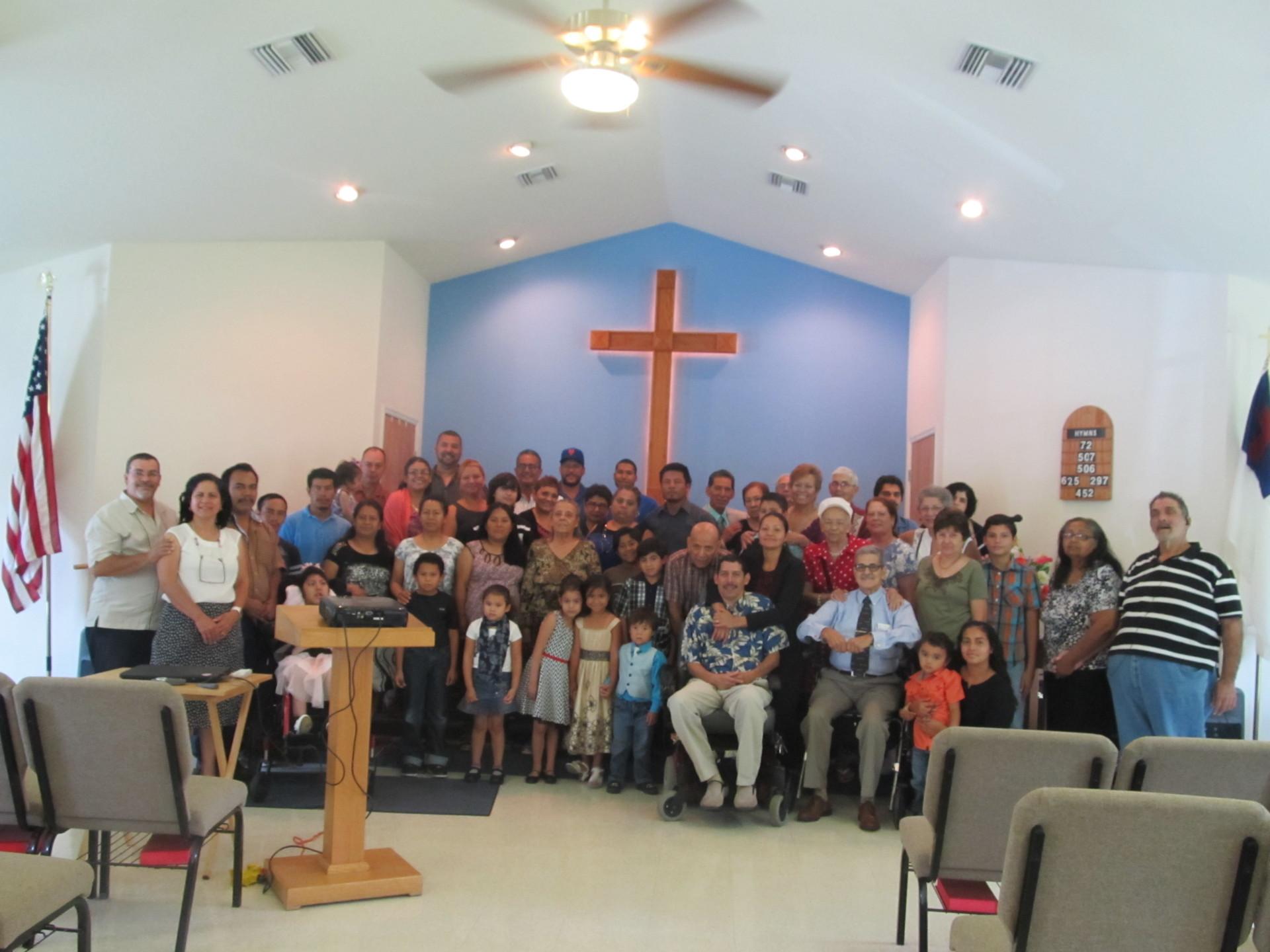 La Iglesia en 2016