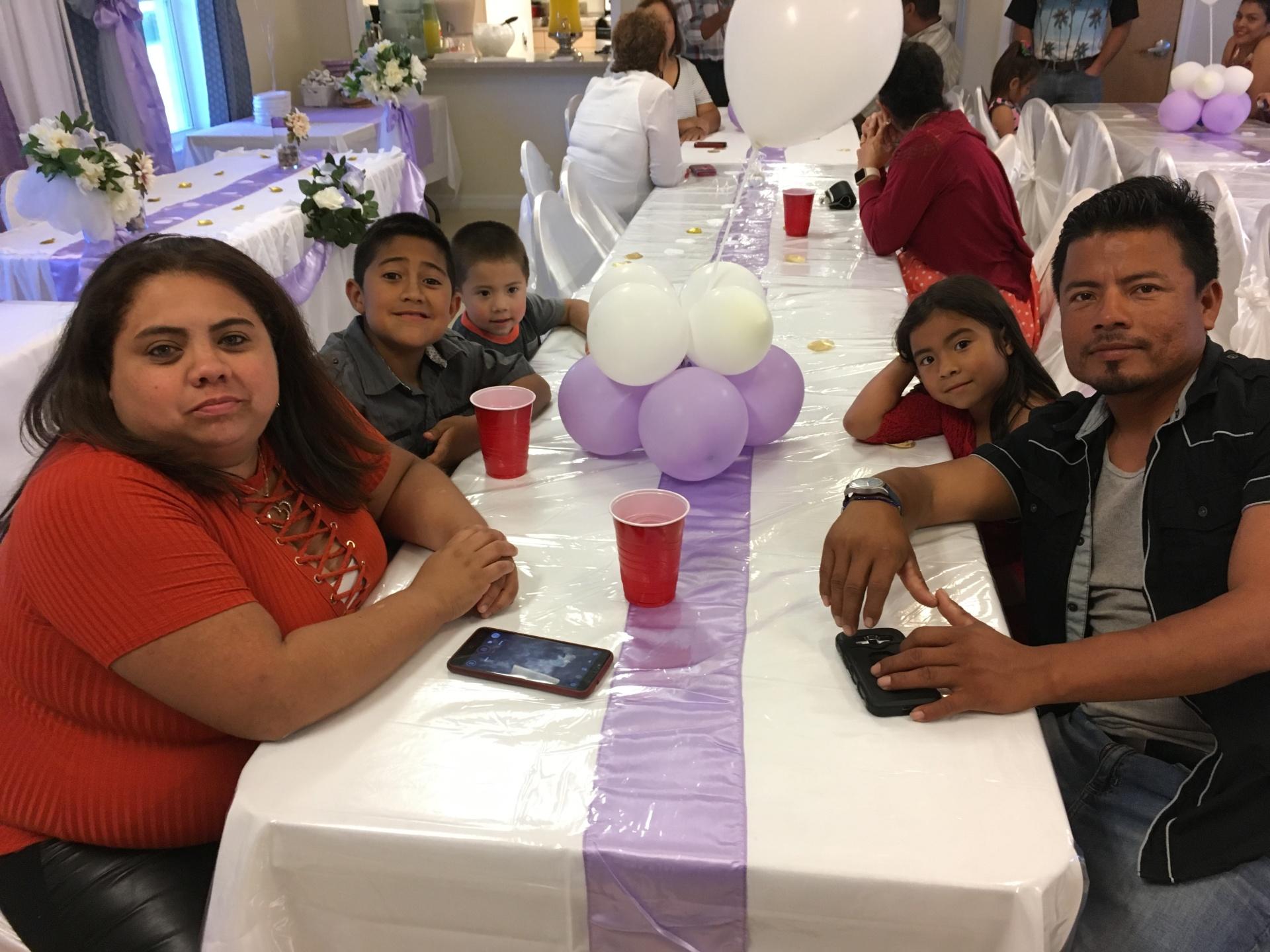 Familias de la iglesia