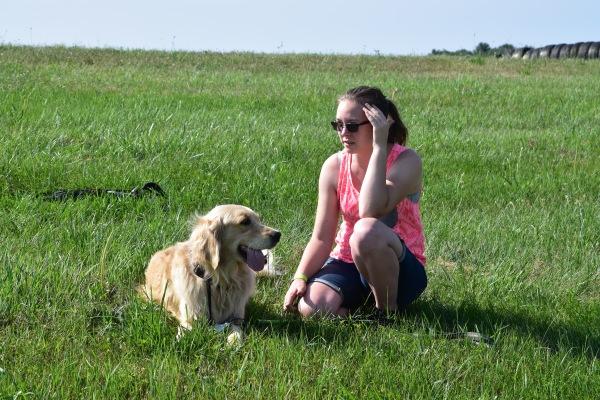 Epilepsy, Seizure Alert Dog, Seizure Response Dog