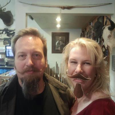 Brian and Ericka Hughes