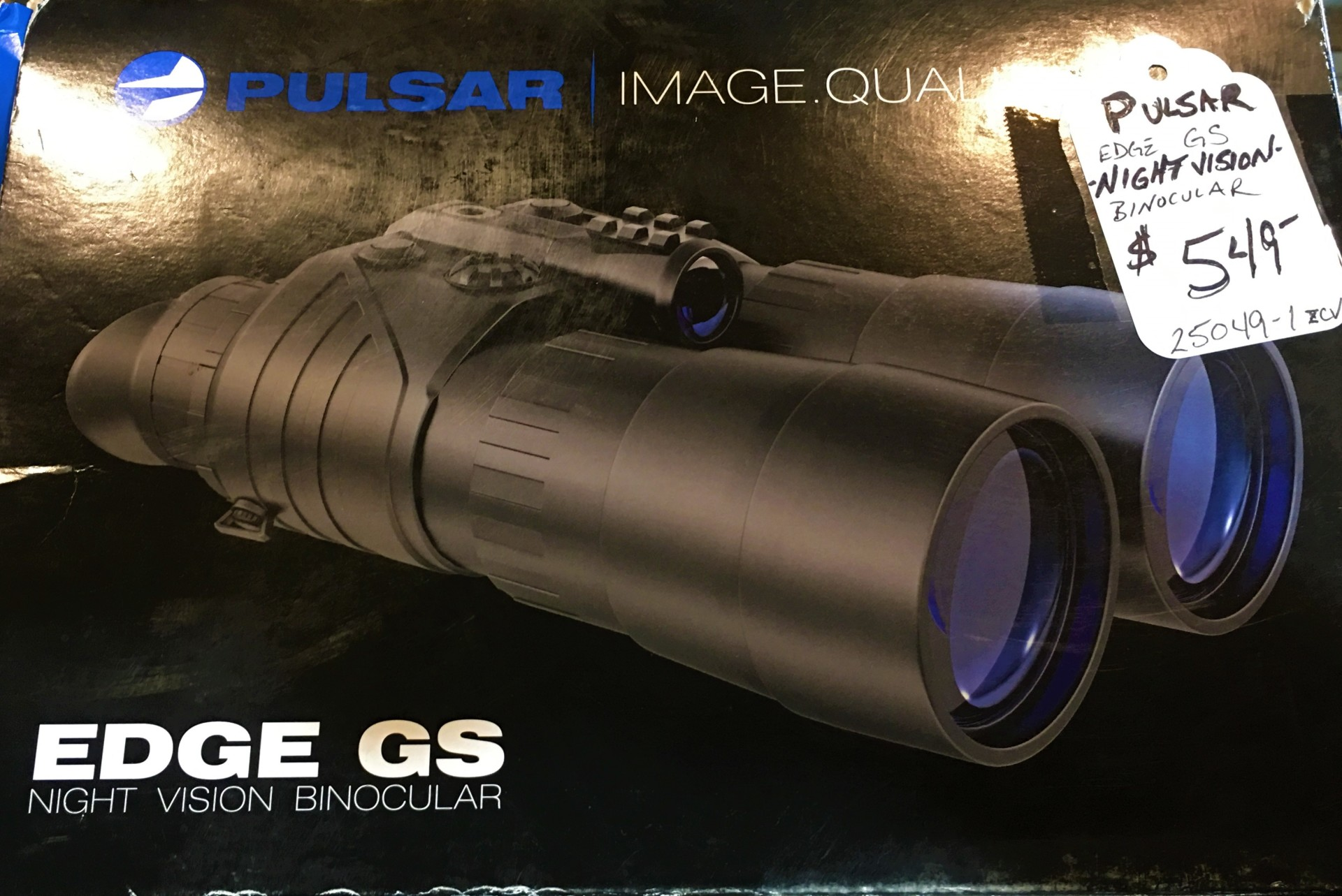 Edge GS Night Vision
