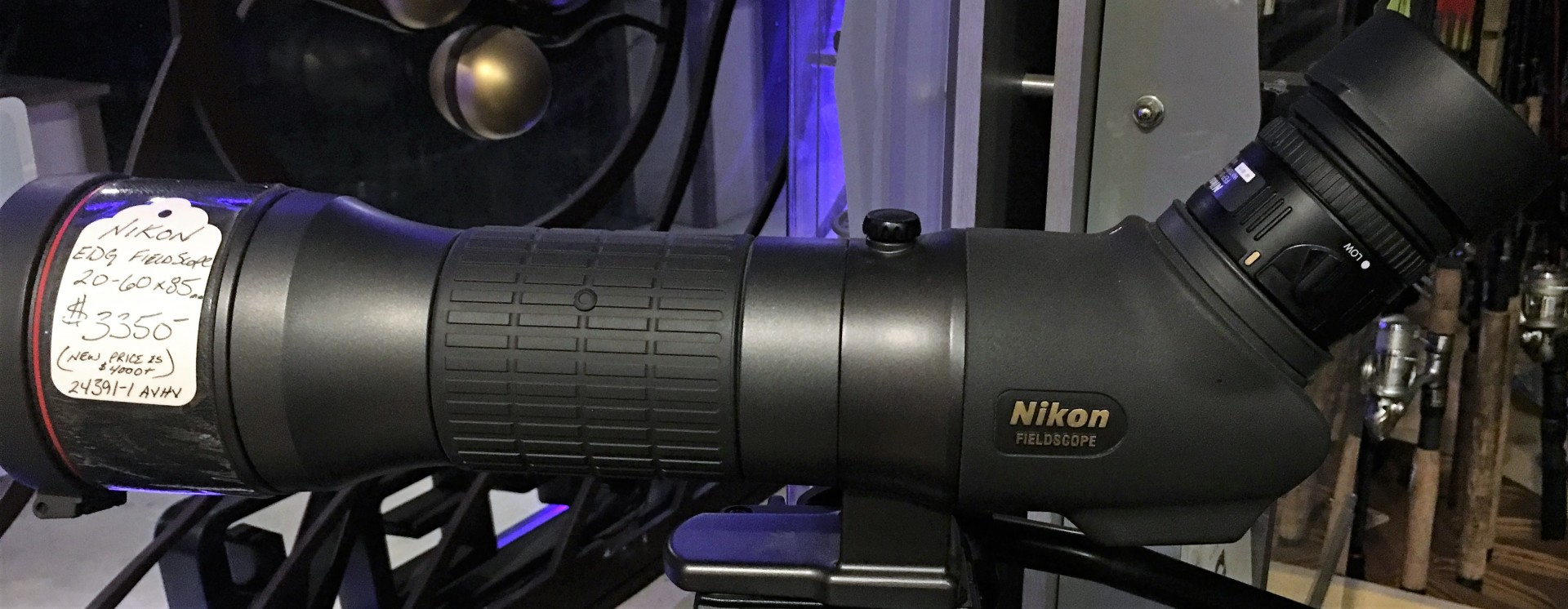 Nikon EDG Fieldscope